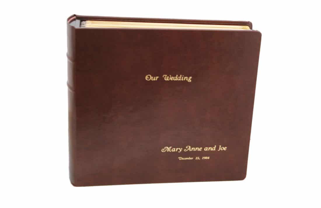 Wedding Album repair